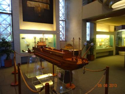 Boat model 2